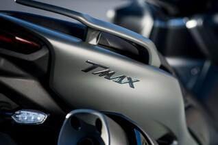 Yamaha TMAX Tech MAX 2020 Test