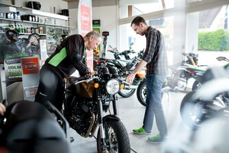 KAWASAKI RAPP in Willstätt