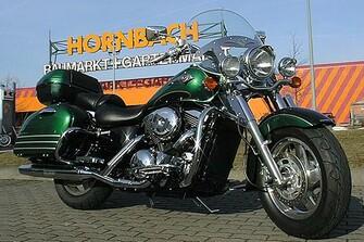 Böning Custom Bikes - Kawasaki VN 1500 Classic Tourer
