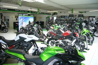 Motorradhaus Mok in Erfurt und Ilmenau