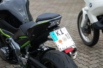 Blinker hinten Z900