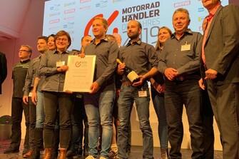 Motorrad-Händler des Jahres 2019