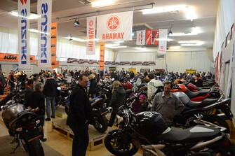 Waldviertler Motorradmesse 2011 Galerie vom 12.03.2011
