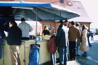 Saisoneröffnung 2005
