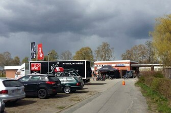 Aprilia/MotoGuzzi TEST RIDE DAY 23.04.2016
