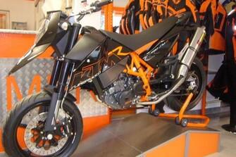 Motorrad Sonderumbauten