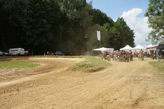KTM EXC, SX Testtage Ort im Innkreis und Rottenburg 2012 Juli