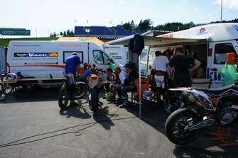 KTM Wimmer - KTM Days Red Bull Ring 2012