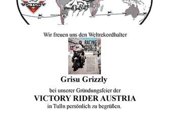 Gründung der VICTORY RIDER AUSTRIA 2017