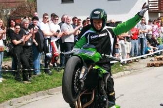 2011 Drachenfest mit 35 Jahre Kawasaki bei Motorrad-HOLZNER