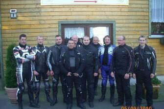 Harztour 2010 mit Müritzbike