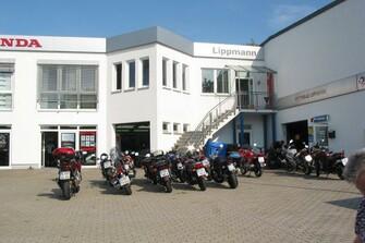 Motorrad Lippmann
