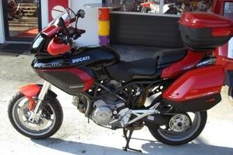 Umbauten von Ducati Salzburg/Raceparts