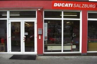 Firmenerweiterung Ducati Salzburg/Raceparts
