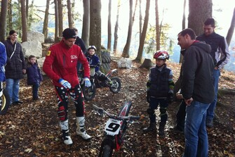 Ducati Salzburg Trial Day mit Trickyrich