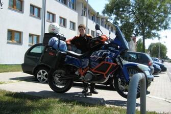 KTM MEDITERRAN TOUR 2011