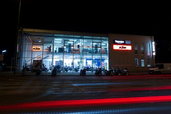 IL MOTO Gebäude Galerie vom 31.10.2014
