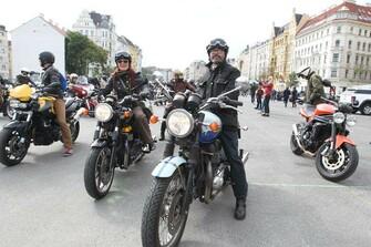 Gentleman´s Ride 2015