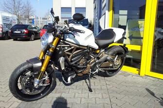 Neue 2014er DUCATI 1200er (S) und Triumph LT eingetroffen !