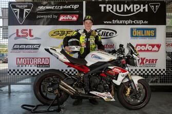 Unser Triumph-Cup-Fahrer: Gabriel Noderer
