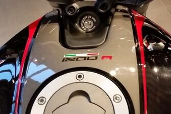 Showbike DUCATI Monster 1200 R
