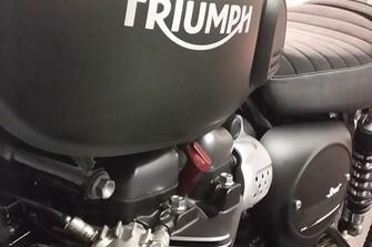 TRIUMPH SCRAMBLER 2017