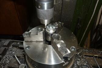 30mm Gabelcartridge Eigenbau