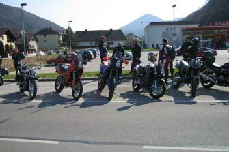 Motothek Kundenausfahrt 2006