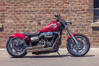 Harley Race BOB