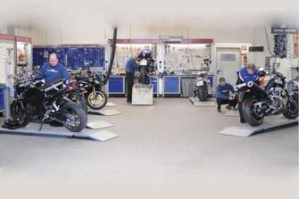 Motorcorner Werkstatt