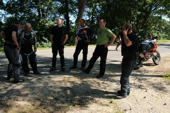 Tour durch die Slowakei und Polen 1 Galerie vom 25.07.2014