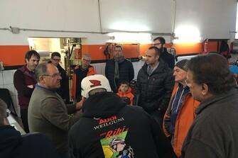 KAUDELA AKTIVITÄTEN Fahrwerks Workshop