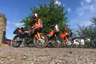 KAUDELA AKTIVITÄTEN Grenzland Tour im Mai