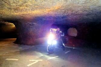 Dreitägige Tour in die Bikerhöhle Pekelne Doly CZ Galerie vom 08.05.2018