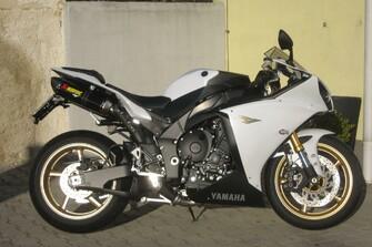 Yamaha R1 Akrapovic / Rizoma Galerie vom 13.07.2013
