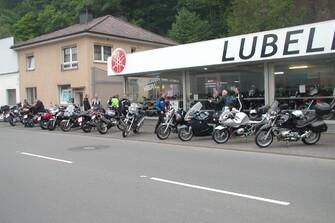 Motorradtour 2011