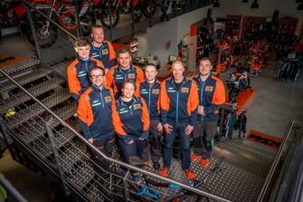 Team von KTM Dresden Galerie vom 01.04.2020