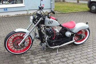 WMI Barhog Bike 69 Umbau