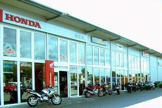 FOTOS HONDA Center Wilhelmshaven