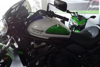 Kawasaki Ausstellung
