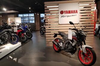 Yamaha Ausstellung NEU NEU NEU NEU