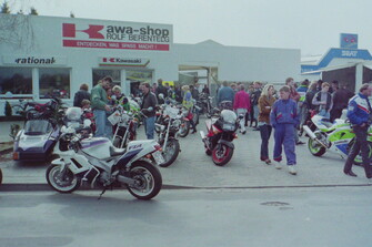 Kawa-Shop Schützenhof 19 in Meppen 1983-1995
