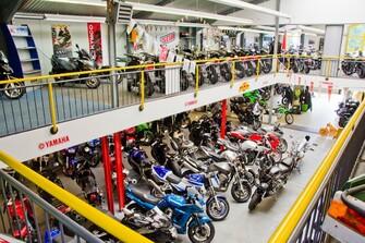 Bikerzentrum Berentelg 2013