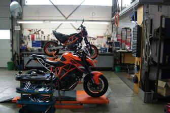 Zweirad-Werkstatt Galerie vom 05.03.2016