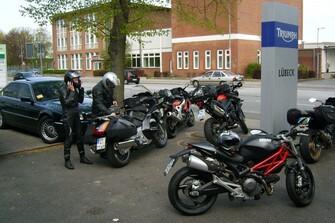 """Tour """"Weserbergland"""" 03.05. - 06.05.2012"""