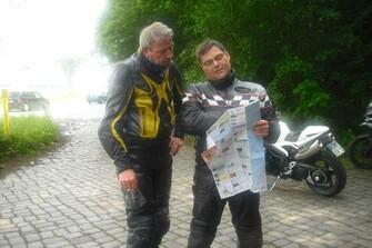 """Tour """"Wir fahr´n Angeln"""" 17.06.2012"""