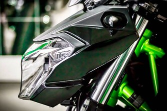 Customizing Kawasaki Z650