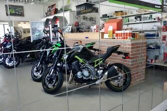 Motorthek Verkaufsräume