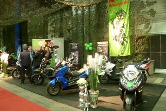 Motorrad Messe 2015