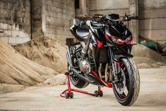 Z1000 BikerWorld Editionen